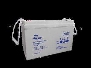 باتری یو پی اس 12 ولت 100 آمپر ساعت سیلو استه